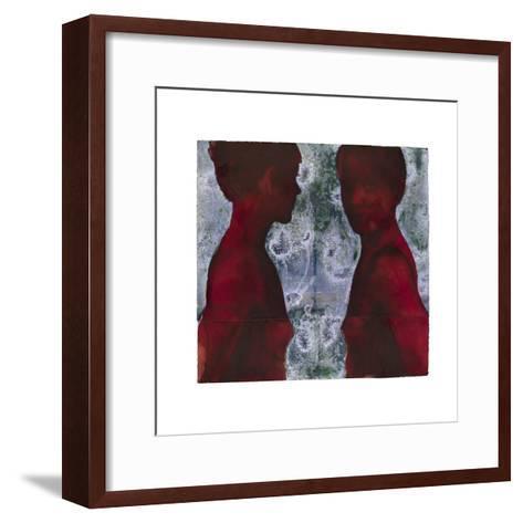 Shoreline, 2009-Graham Dean-Framed Art Print