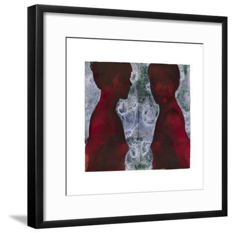 Shoreline, 2009-Graham Dean-Framed Art Print