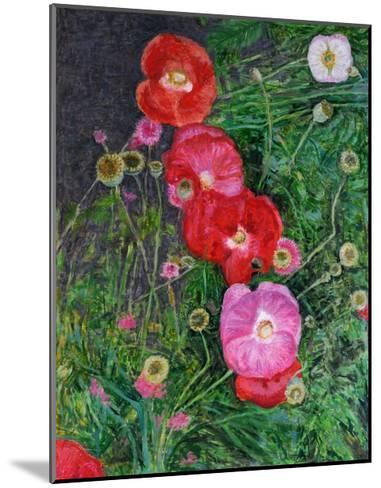Poppies, 2009-Ruth Addinall-Mounted Giclee Print