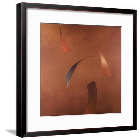 Centrifuge, 2010-Lincoln Seligman-Framed Art Print