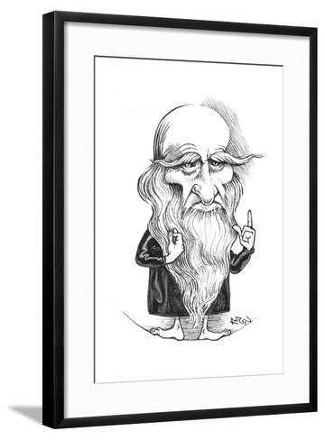 Leonardo-Gary Brown-Framed Art Print