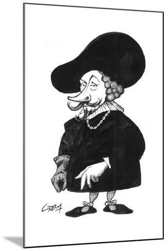 Rubens-Gary Brown-Mounted Giclee Print