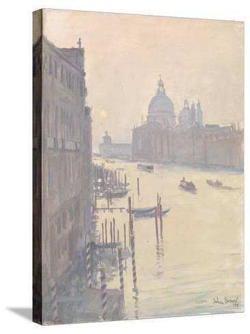 Sunrise from Accademia Bridge, 2009-Julian Barrow-Stretched Canvas Print