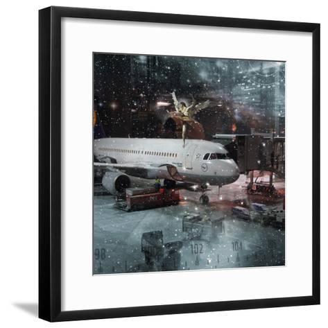Gabriel, 2008-Trygve Skogrand-Framed Art Print