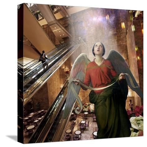 Gloria in Excelsis, 2008-Trygve Skogrand-Stretched Canvas Print