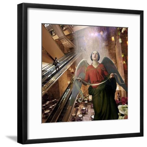 Gloria in Excelsis, 2008-Trygve Skogrand-Framed Art Print