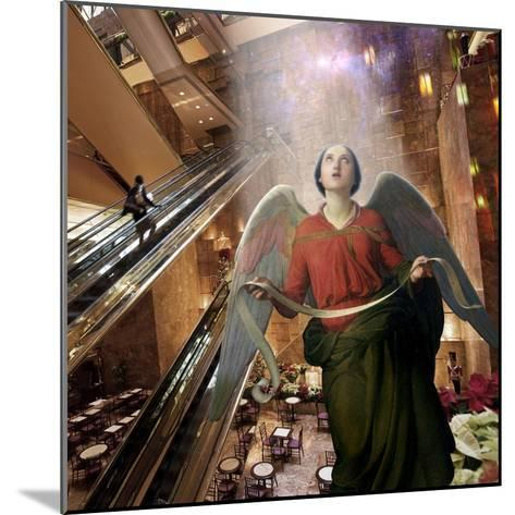 Gloria in Excelsis, 2008-Trygve Skogrand-Mounted Giclee Print