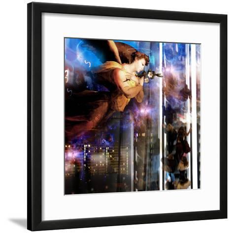 Jacobs Ladder, 2008-Trygve Skogrand-Framed Art Print