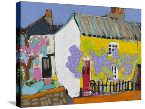 Little Royal Hill, 2010-Frances Treanor-Stretched Canvas Print