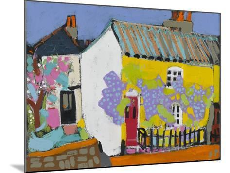 Little Royal Hill, 2010-Frances Treanor-Mounted Giclee Print
