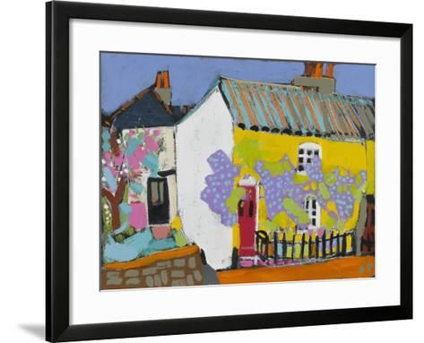 Little Royal Hill, 2010-Frances Treanor-Framed Art Print