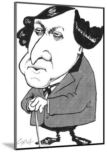 Rossini-Gary Brown-Mounted Giclee Print