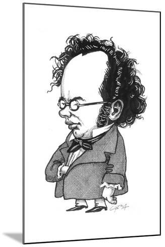 Schubert-Gary Brown-Mounted Giclee Print