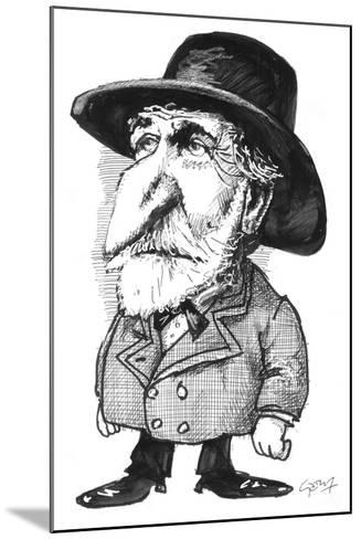 Verdi-Gary Brown-Mounted Giclee Print