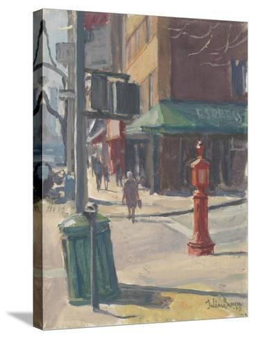 Lexington Avenue, 2010-Julian Barrow-Stretched Canvas Print