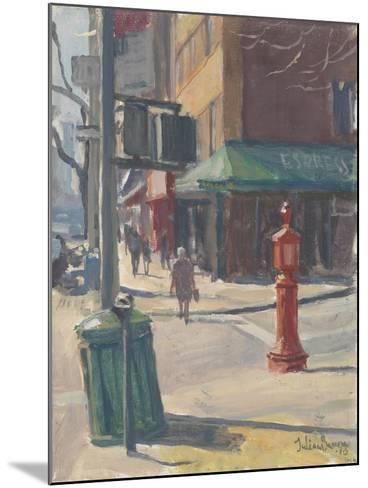 Lexington Avenue, 2010-Julian Barrow-Mounted Giclee Print