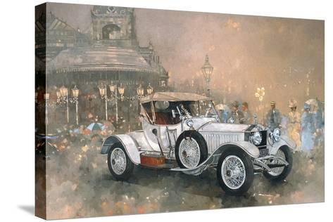 Ghost in Scarborough-Peter Miller-Stretched Canvas Print