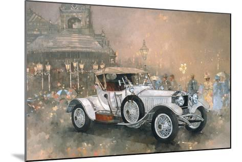 Ghost in Scarborough-Peter Miller-Mounted Giclee Print