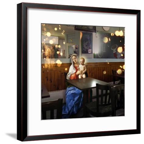 Rest, 2008-Trygve Skogrand-Framed Art Print