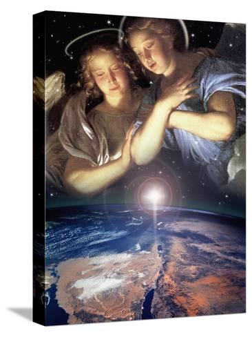 Star of Bethlehem, 2006-Trygve Skogrand-Stretched Canvas Print