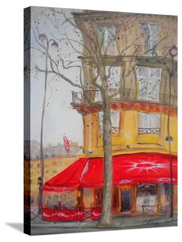 Tabac, 2010-Antonia Myatt-Stretched Canvas Print