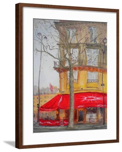 Tabac, 2010-Antonia Myatt-Framed Art Print