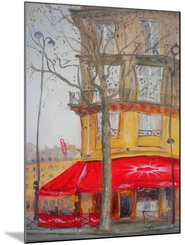 Tabac, 2010-Antonia Myatt-Mounted Giclee Print