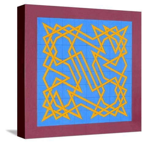 Knights Talisman, 2011-Peter McClure-Stretched Canvas Print