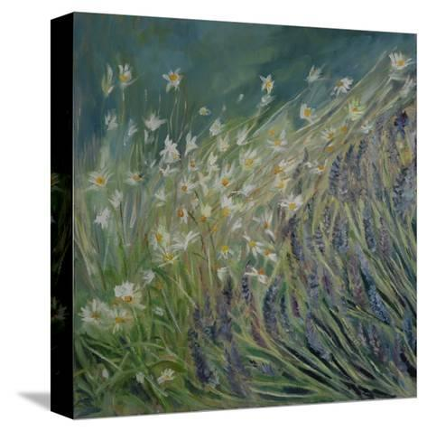 Lavender and Daisies, 2010-Sophia Elliot-Stretched Canvas Print