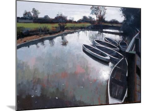 Barcombe Mills, Sussex, 2007-Peter Wilson-Mounted Giclee Print