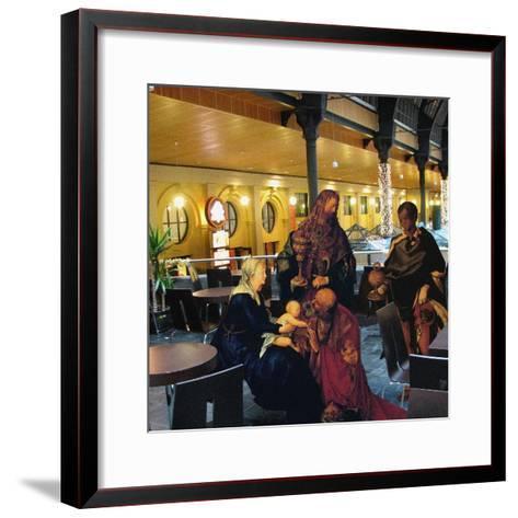 The Magi, 2008-Trygve Skogrand-Framed Art Print