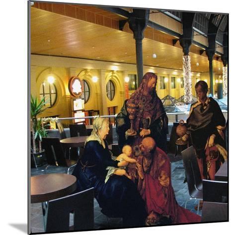 The Magi, 2008-Trygve Skogrand-Mounted Giclee Print