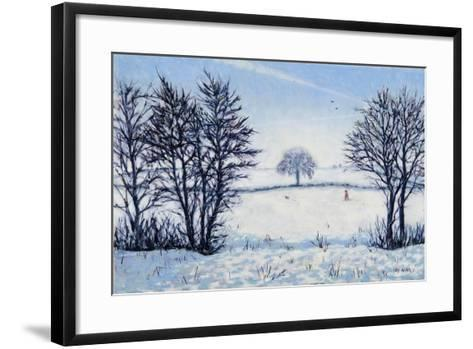 A Winters Walk-Tilly Willis-Framed Art Print