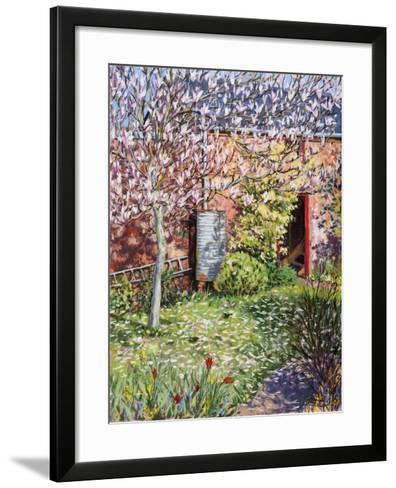 Under the Magnolia-Tilly Willis-Framed Art Print