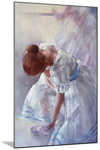 Sheila Against a Window-Peter Miller-Mounted Giclee Print