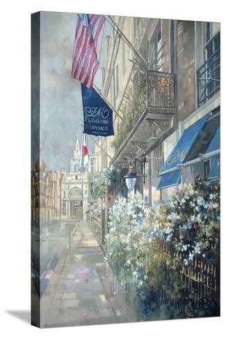 Flemings Hotel, Half Moon Street, London-Peter Miller-Stretched Canvas Print