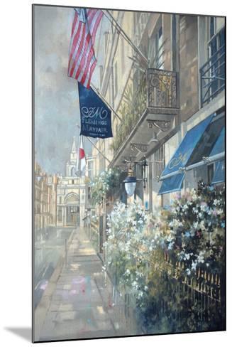 Flemings Hotel, Half Moon Street, London-Peter Miller-Mounted Giclee Print