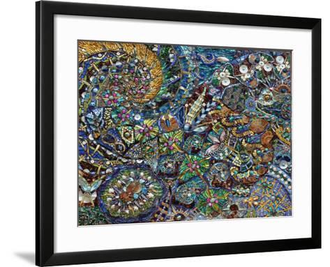 Ramblings, 2009-Maylee Christie-Framed Art Print