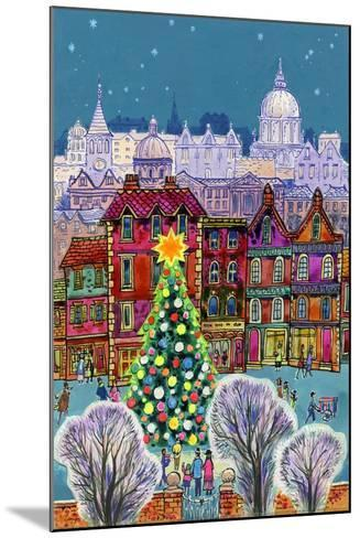 The Christmas Tree-Stanley Cooke-Mounted Giclee Print