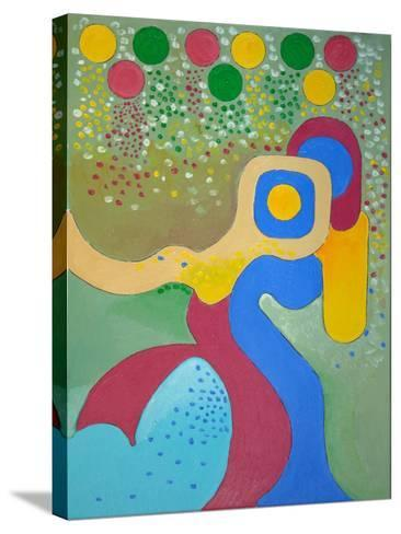 Tango, 2009-Jan Groneberg-Stretched Canvas Print