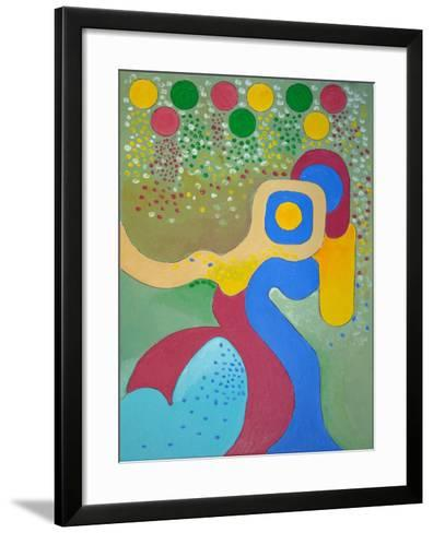 Tango, 2009-Jan Groneberg-Framed Art Print