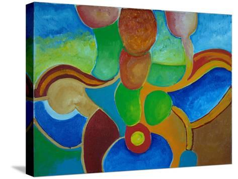 Tamerlan, 2009-Jan Groneberg-Stretched Canvas Print