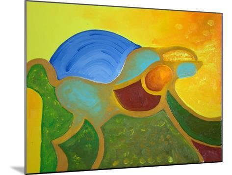 Chimaira, 2009-Jan Groneberg-Mounted Giclee Print