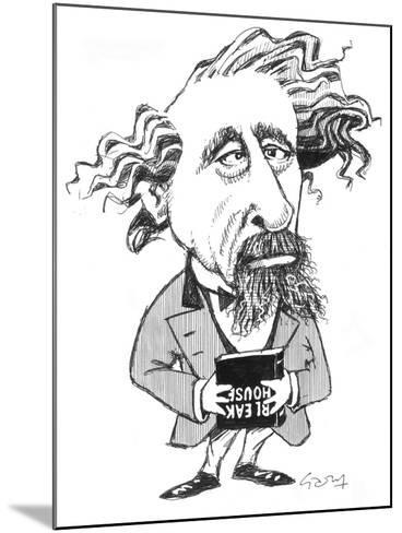 Dickens-Gary Brown-Mounted Giclee Print