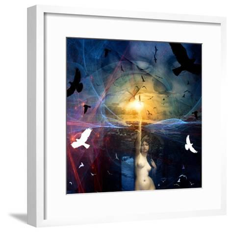 Beacon, 2009-Trygve Skogrand-Framed Art Print