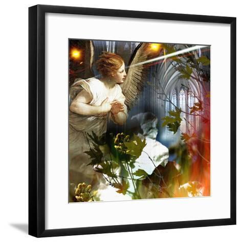 Cathedral Dreams, 2009-Trygve Skogrand-Framed Art Print