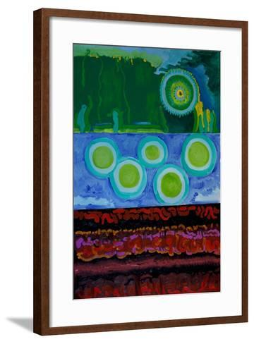 Code, 2009-Jan Groneberg-Framed Art Print