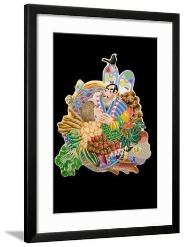 Love in the Deli, 2010-Tony Todd-Framed Art Print