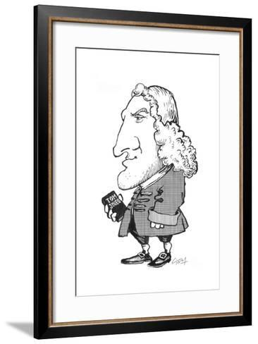 Fielding-Gary Brown-Framed Art Print