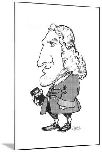 Fielding-Gary Brown-Mounted Giclee Print
